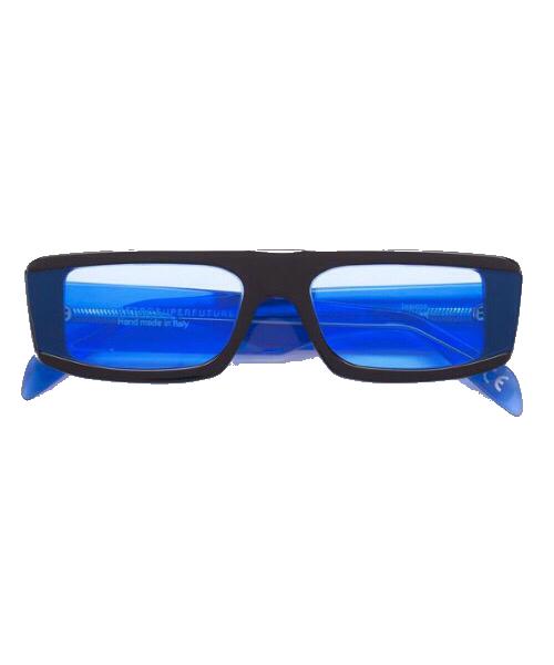 Retrosuperfuture Issimo elettric  blue Fw2019
