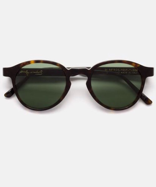 Super The Warhol Green Retrosuperfuture Occhiali da Sole Unisex